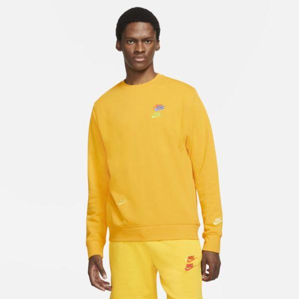 Nike Sportswear Essentials+ Sudadera de tejido French terry - Hombre - Marrón