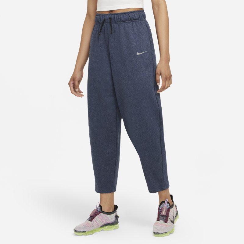 Nike Sportswear Collection Essentials Pantalón de tejido Fleece - Mujer - Azul