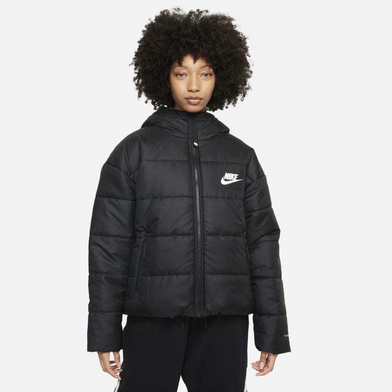 Nike Sportswear Therma-FIT Repel Chaqueta con capucha - Mujer - Negro