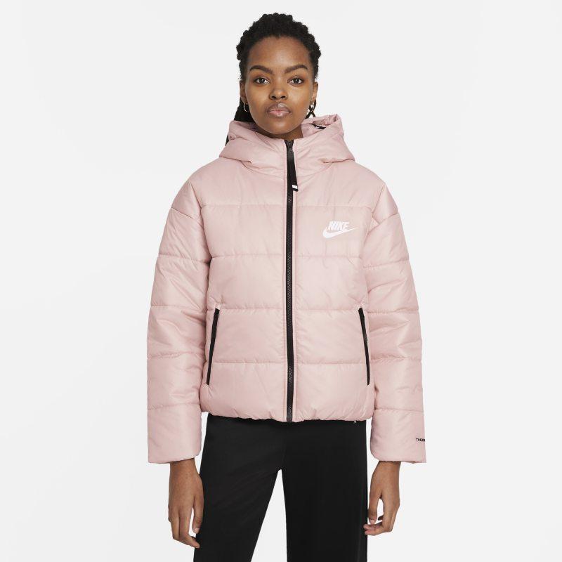 Nike Sportswear Therma-FIT Repel Chaqueta con capucha - Mujer - Rosa