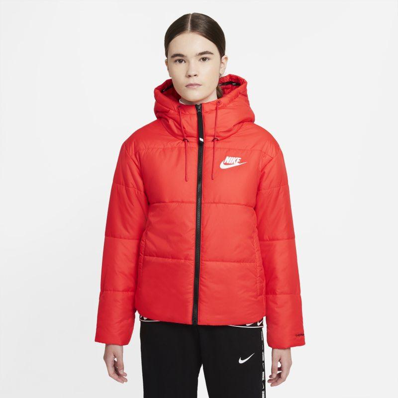 Nike Sportswear Therma-FIT Repel Chaqueta - Mujer - Rojo