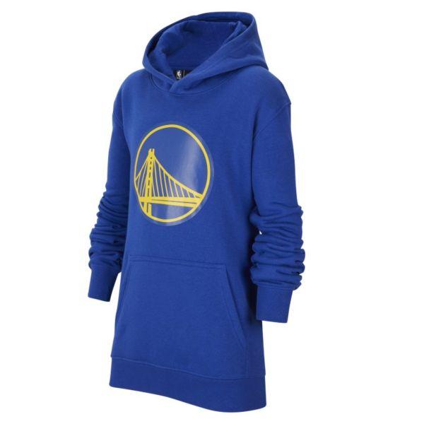 Golden State Warriors Essential Sudadera con capucha Nike NBA - Niño/a - Azul