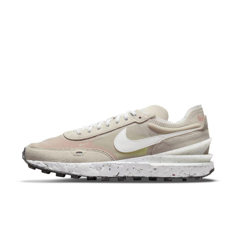Nike Waffle One Crater SE Zapatillas - Mujer - Marrón