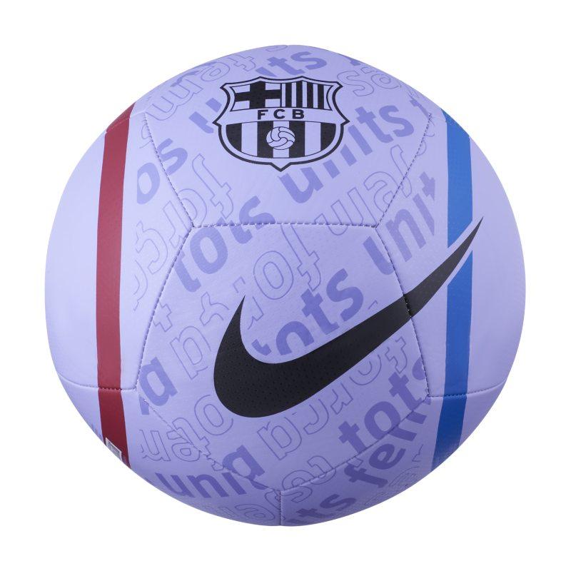 FC Barcelona Pitch Balón de fútbol - Morado