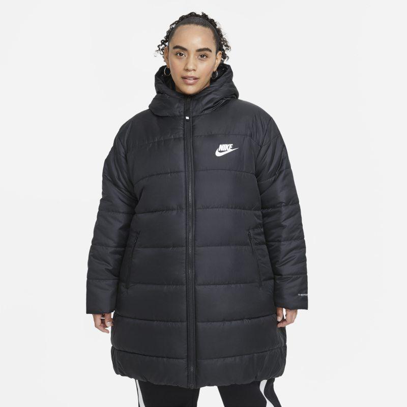 Nike Sportswear Therma-FIT Repel Parka con capucha - Mujer - Negro