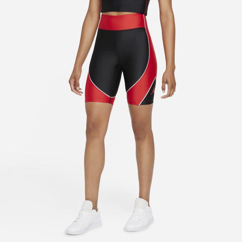 Jordan Essential Quai 54 Pantalón corto de ciclismo - Mujer - Negro
