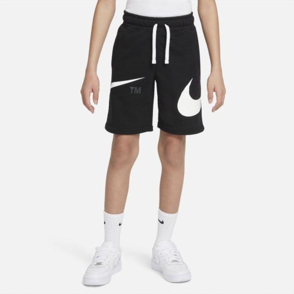 Nike Sportswear Swoosh Pantalón corto - Niño - Negro