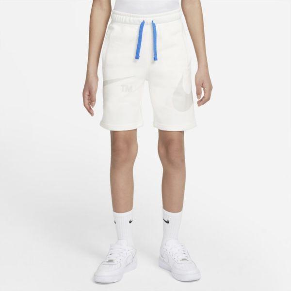 Nike Sportswear Swoosh Pantalón corto - Niño - Gris