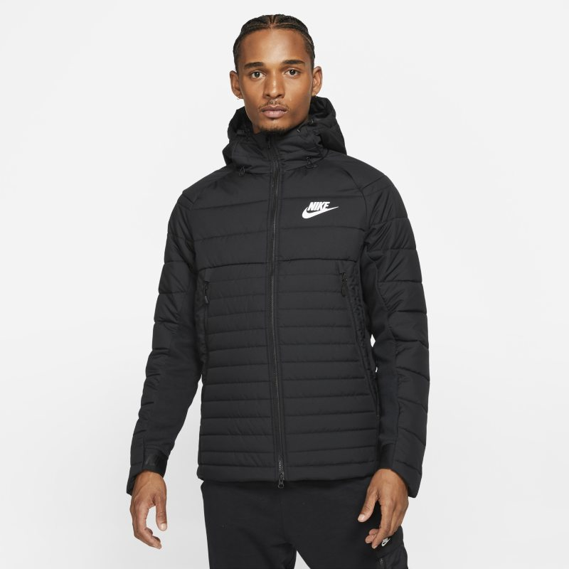 Nike Sportswear Chaqueta con relleno sintético - Hombre - Negro