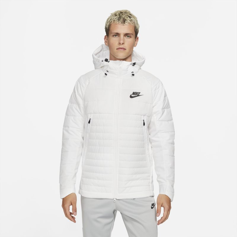 Nike Sportswear Chaqueta con relleno sintético - Hombre - Blanco