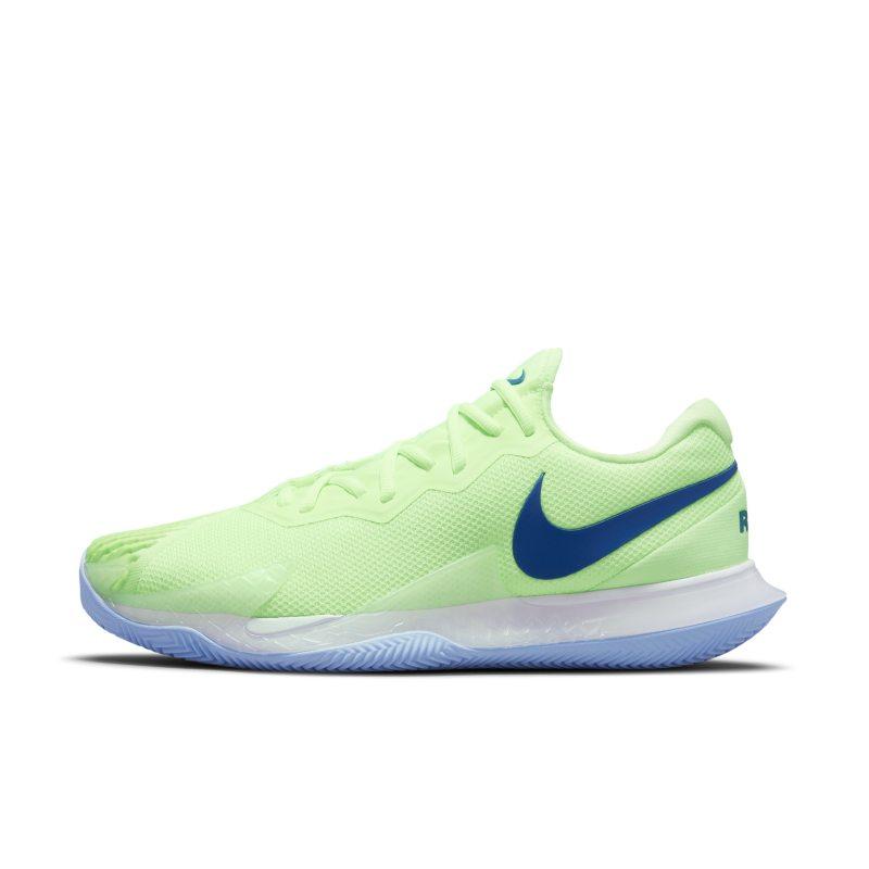 NikeCourt Air Zoom Vapor Cage 4 Rafa Zapatillas de tenis para tierra batida - Hombre - Verde