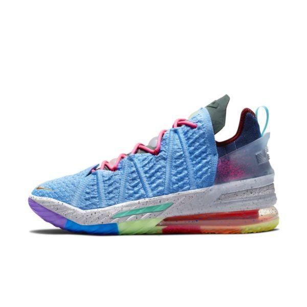 "LeBron 18 ""Best 1-9"" Zapatillas de baloncesto - Azul"
