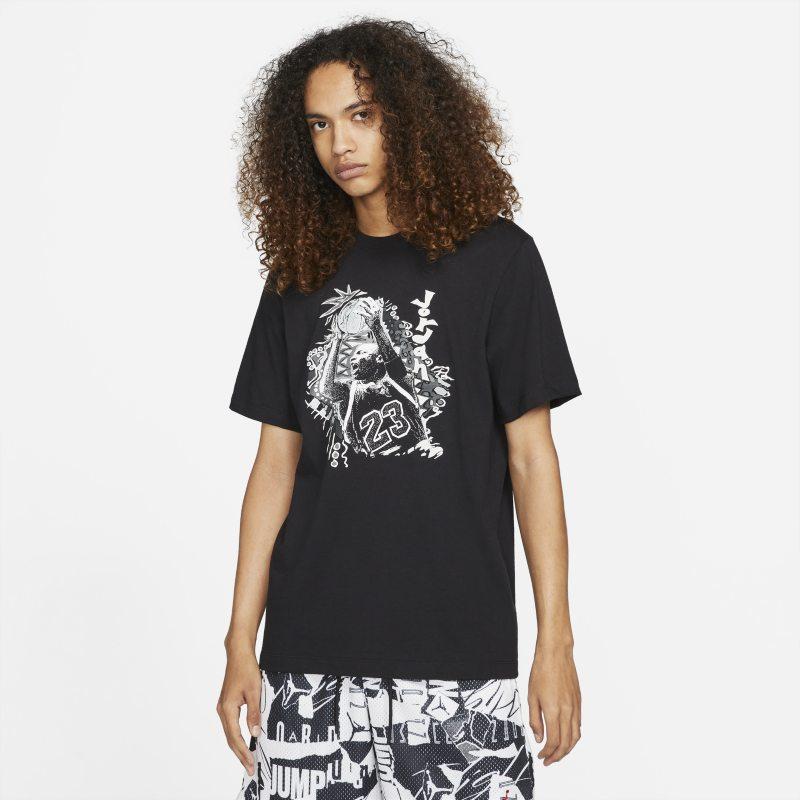 Jordan Vintage Camiseta con estampado - Hombre - Negro