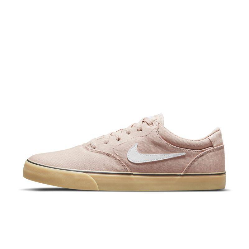 Nike SB Chron 2 Canvas Zapatillas de skateboard - Rosa