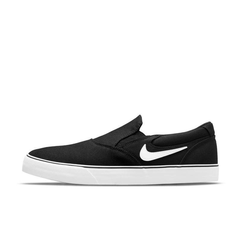 Nike SB Chron 2 Slip Zapatillas de skateboard - Negro