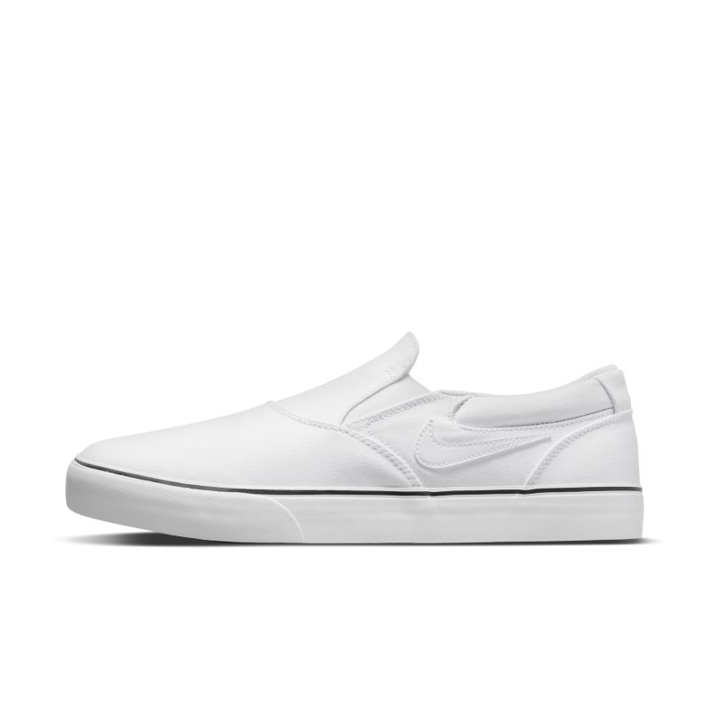 Nike SB Chron 2 Slip Zapatillas de skateboard - Blanco