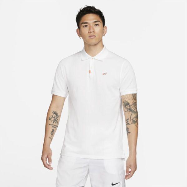 El polo Nike Polo de ajuste entallado - Hombre - Blanco