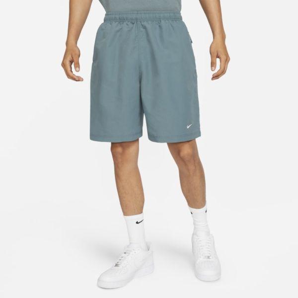 Nike Swoosh Pantalón corto - Gris