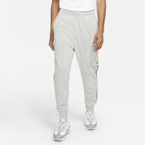 Nike Sportswear Pantalón con bolsillos de tejido Fleece - Hombre - Gris