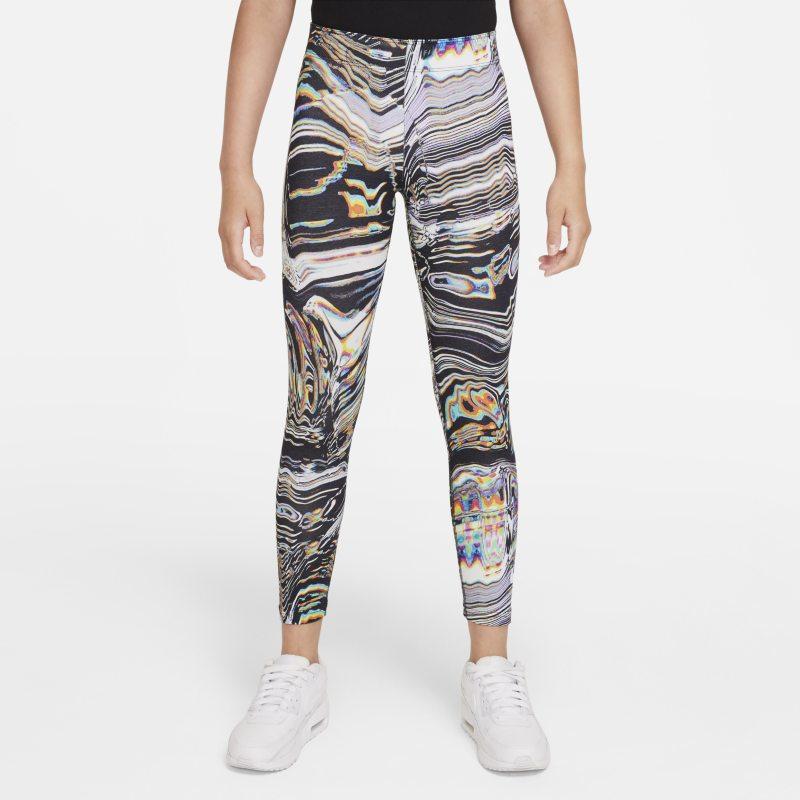 Nike Sportswear Favorites Leggings con estampado - Niña - Blanco