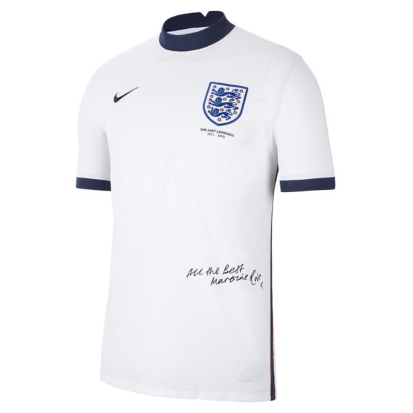 Nike x Martine Rose Camiseta reversible - Blanco