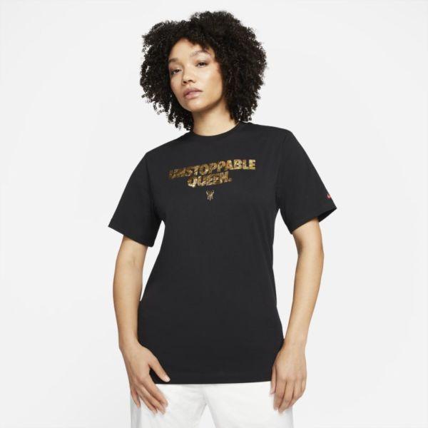 Serena Williams Camisetas de tenis - Negro