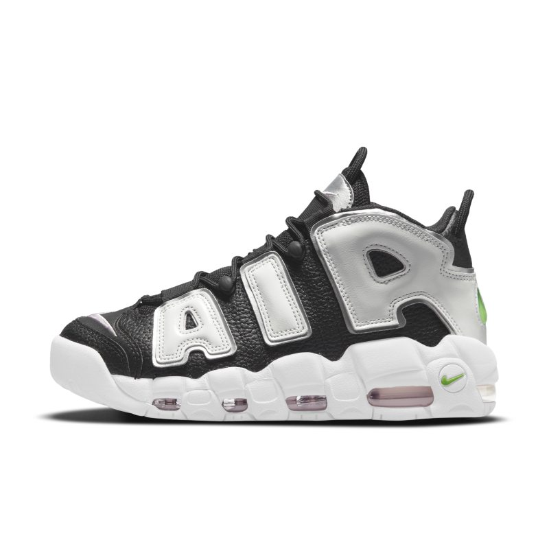 Nike Air More Uptempo Zapatillas - Mujer - Negro