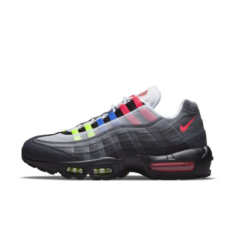 Nike Air Max95 Zapatillas - Hombre - Negro
