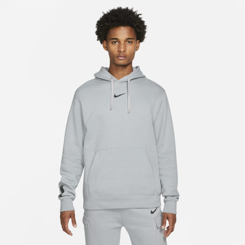 Nike Sportswear Sudadera con capucha - Hombre - Gris