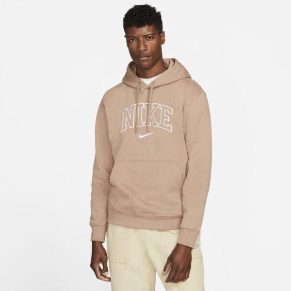 Nike Sportswear Club Sudadera con capucha - Hombre - Marrón