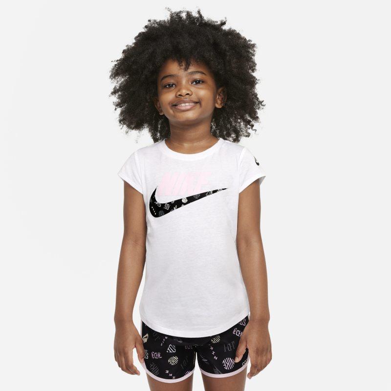 Nike Camiseta - Niño/a pequeño/a - Blanco