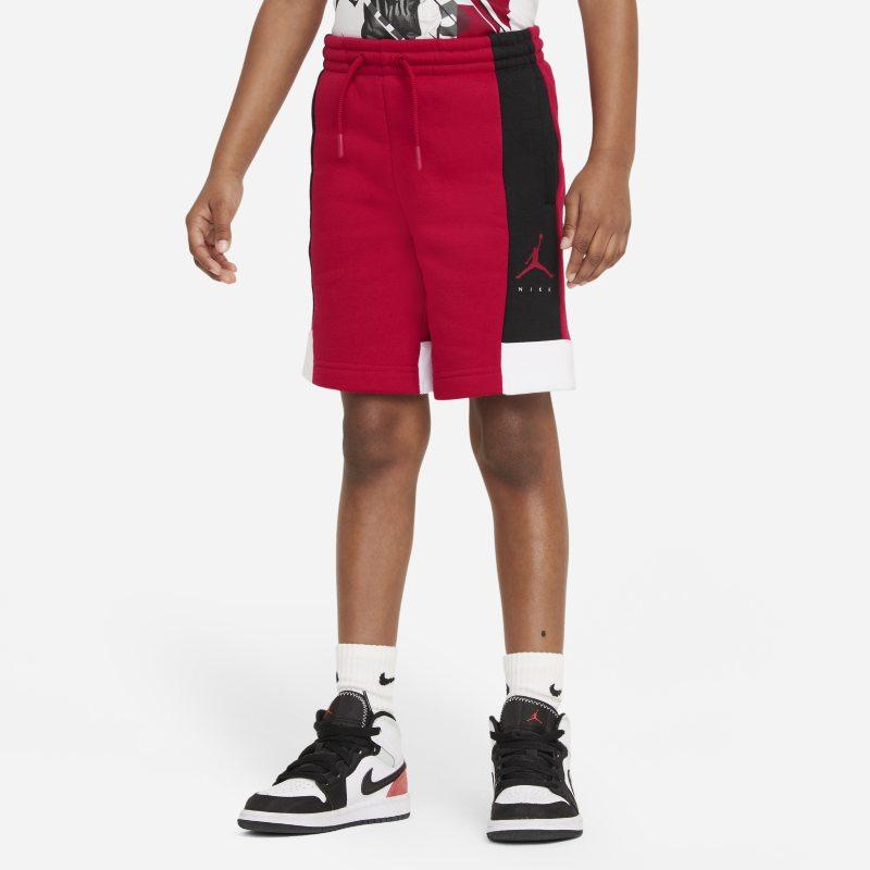 Jordan Pantalón corto - Niño/a pequeño/a - Rojo