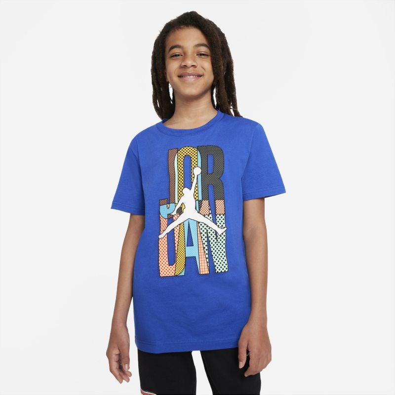 Jordan Camiseta - Niño - Azul