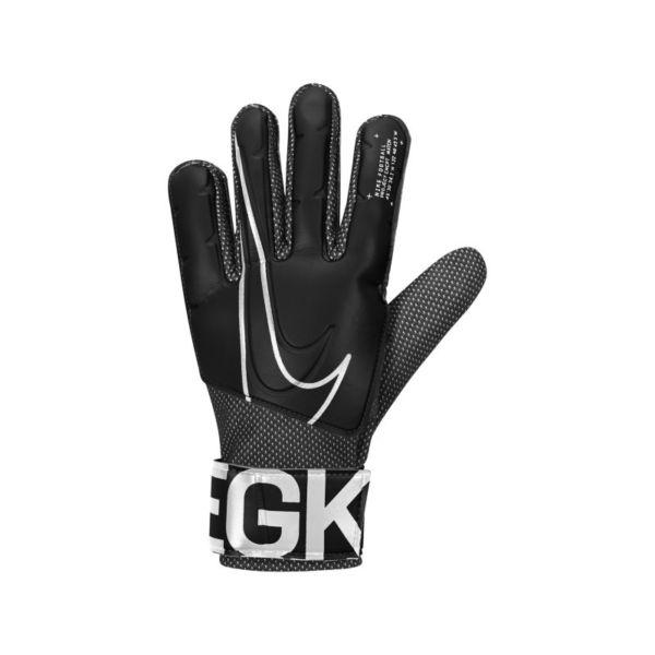 Nike Goalkeeper Match Guantes de fútbol - Negro