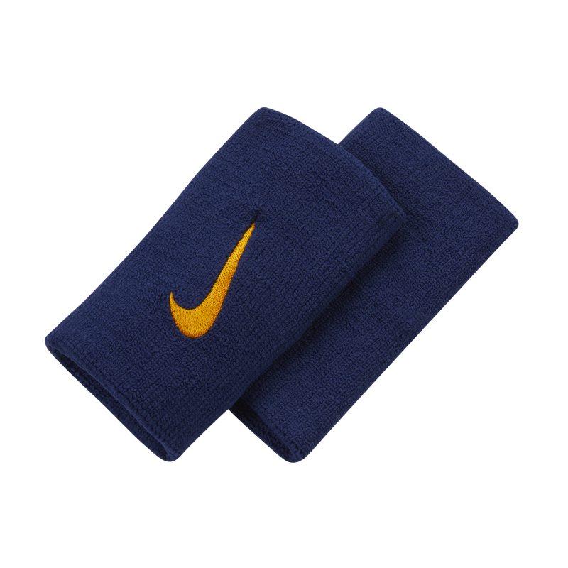 NikeCourt Premier Muñequeras anchas - Azul