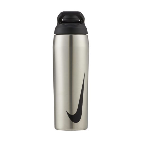 Nike HyperCharge 710 ml Botella de acero inoxidable - Blanco