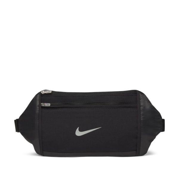 Nike Challenger Riñonera de running (Grande) - Negro