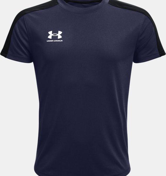 Camiseta de entrenamiento UA Challenger para niños