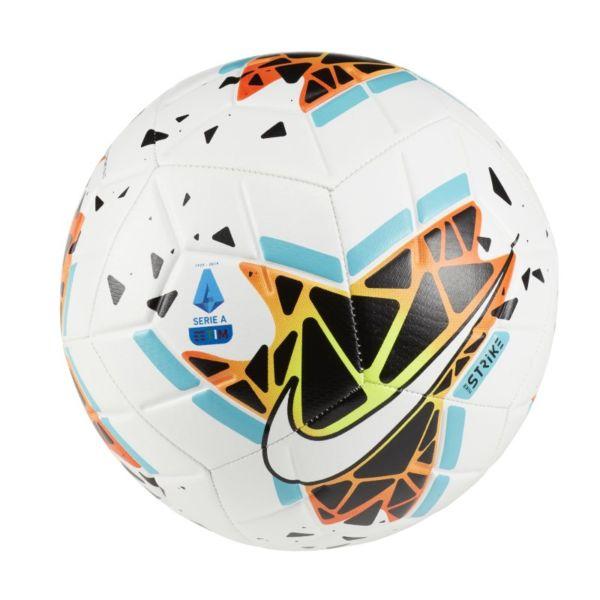 Serie A Strike Balón de fútbol - Blanco