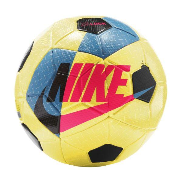 Nike Airlock Street X Balón de fútbol - Amarillo