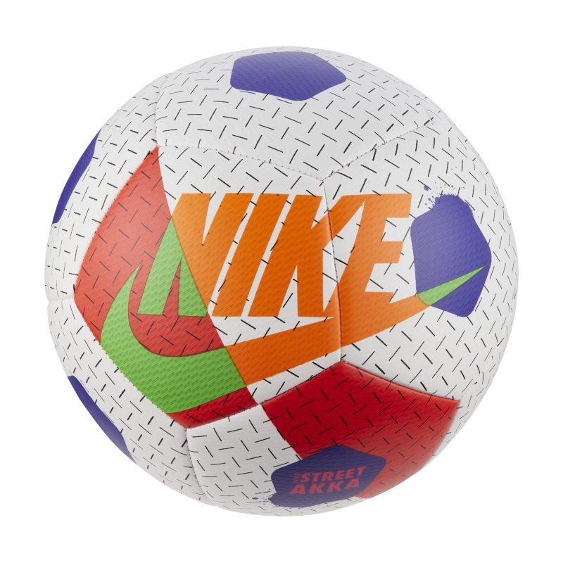 Nike Street Akka Balón de fútbol - Blanco