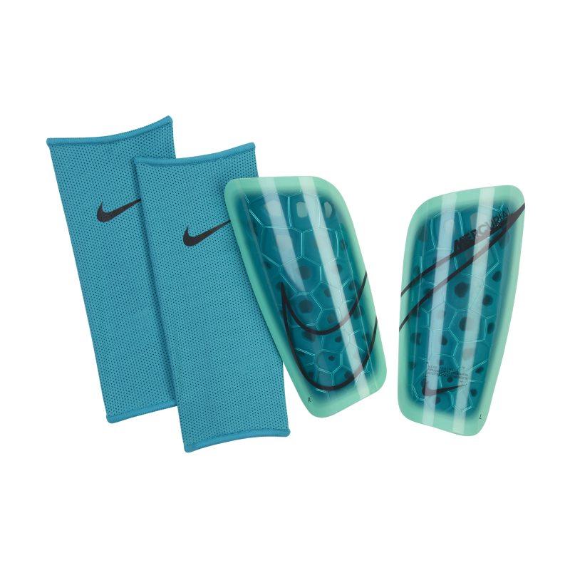 Nike Mercurial Lite Espinilleras de fútbol - Verde