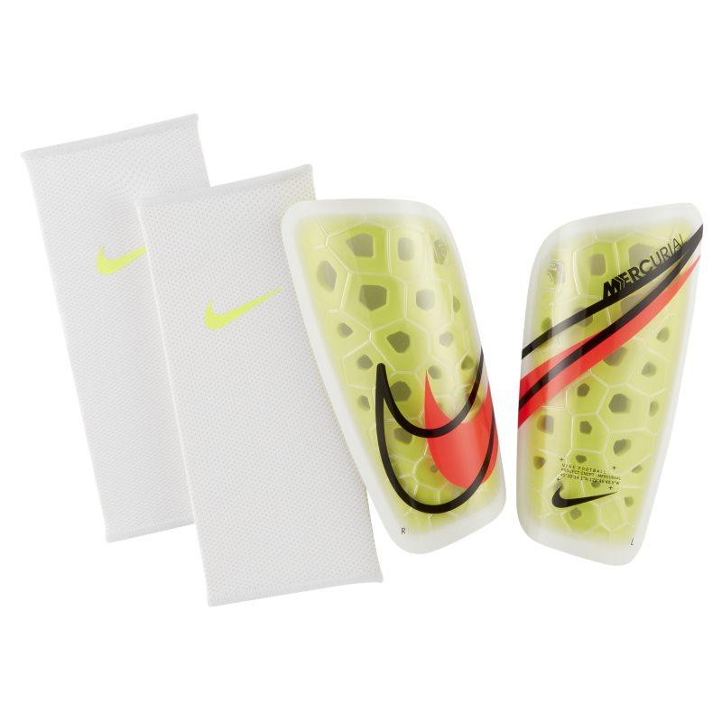 Nike Mercurial Lite Espinilleras de fútbol - Amarillo