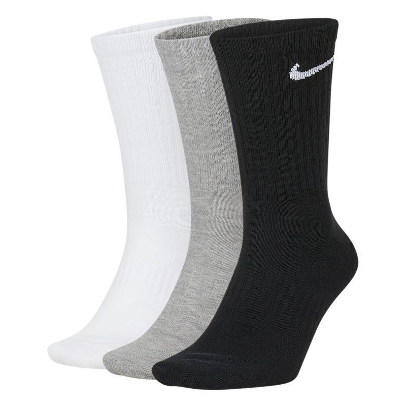 Nike Everyday Lightweight Calcetines largos de entrenamiento (3 pares) - Multicolor
