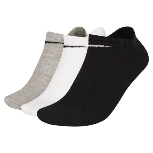 Nike Everyday Lightweight Calcetines cortos de entrenamiento (3 pares) - Multicolor