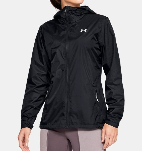 Chaqueta impermeable UA Forefront para mujer