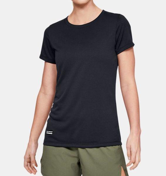 Camiseta de manga corta UA Tactical Tech™ para mujer