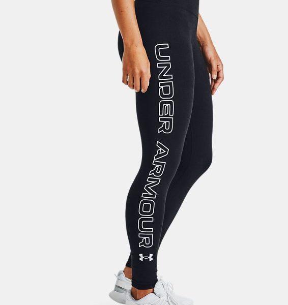 Leggings UA Favorite Wordmark para mujer