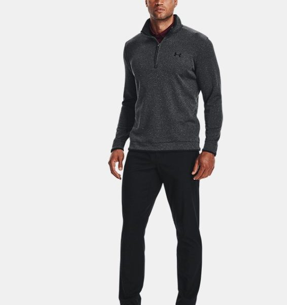 Chaqueta con media cremallera UA Storm SweaterFleece para hombre