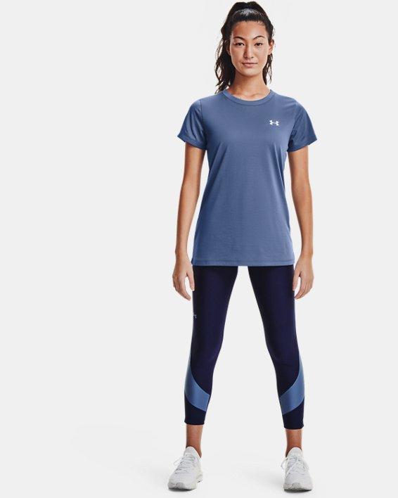 Leggings HeatGear® Armour No-Slip Waistband Taped Ankle para mujer